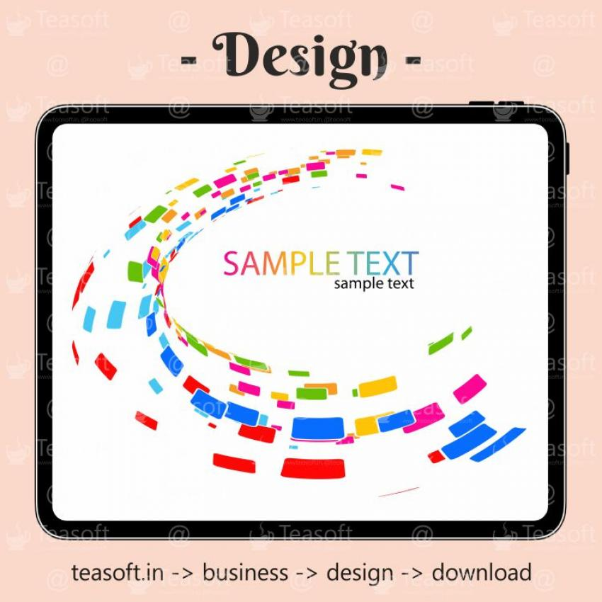 Abstract Background Business Vector Designs templates 1