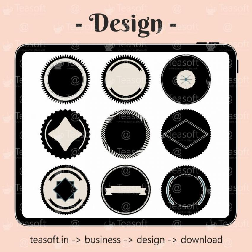 Offer Price Logo Icons Illustration Vector Design template